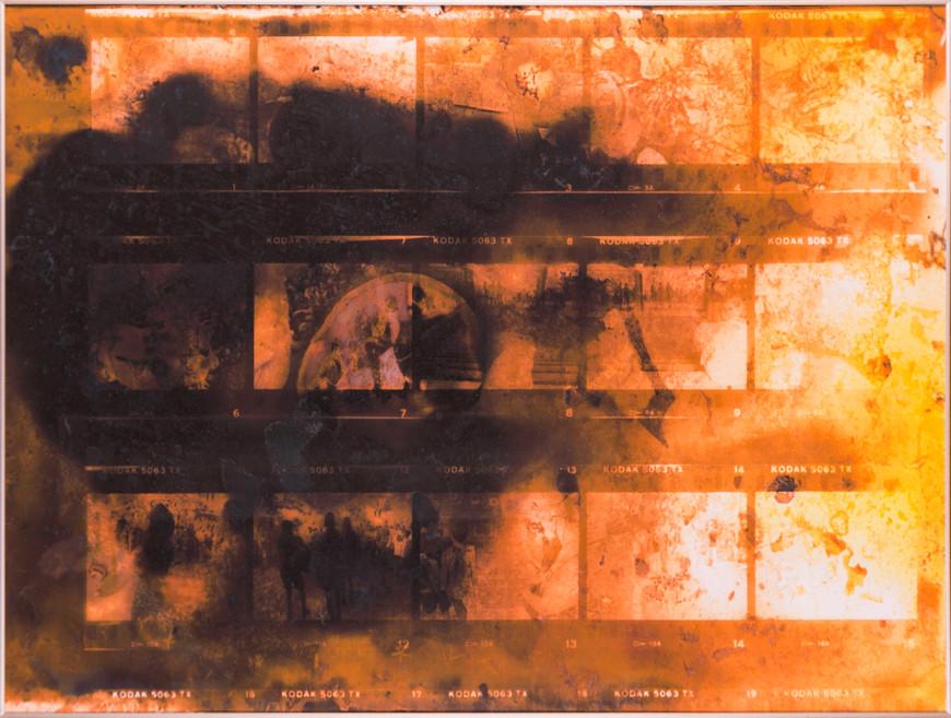 Vorschaubild des Kunstwerks 'worklab V' aus dem Verleih der Artothek Hallstadt.