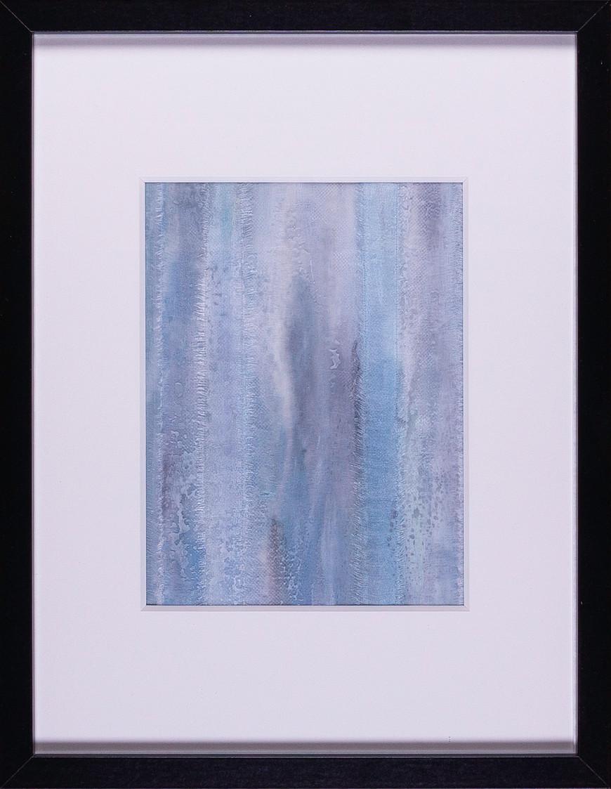 Vorschaubild des Kunstwerks 'Eiswelten 2' aus dem Verleih der Artothek Hallstadt.