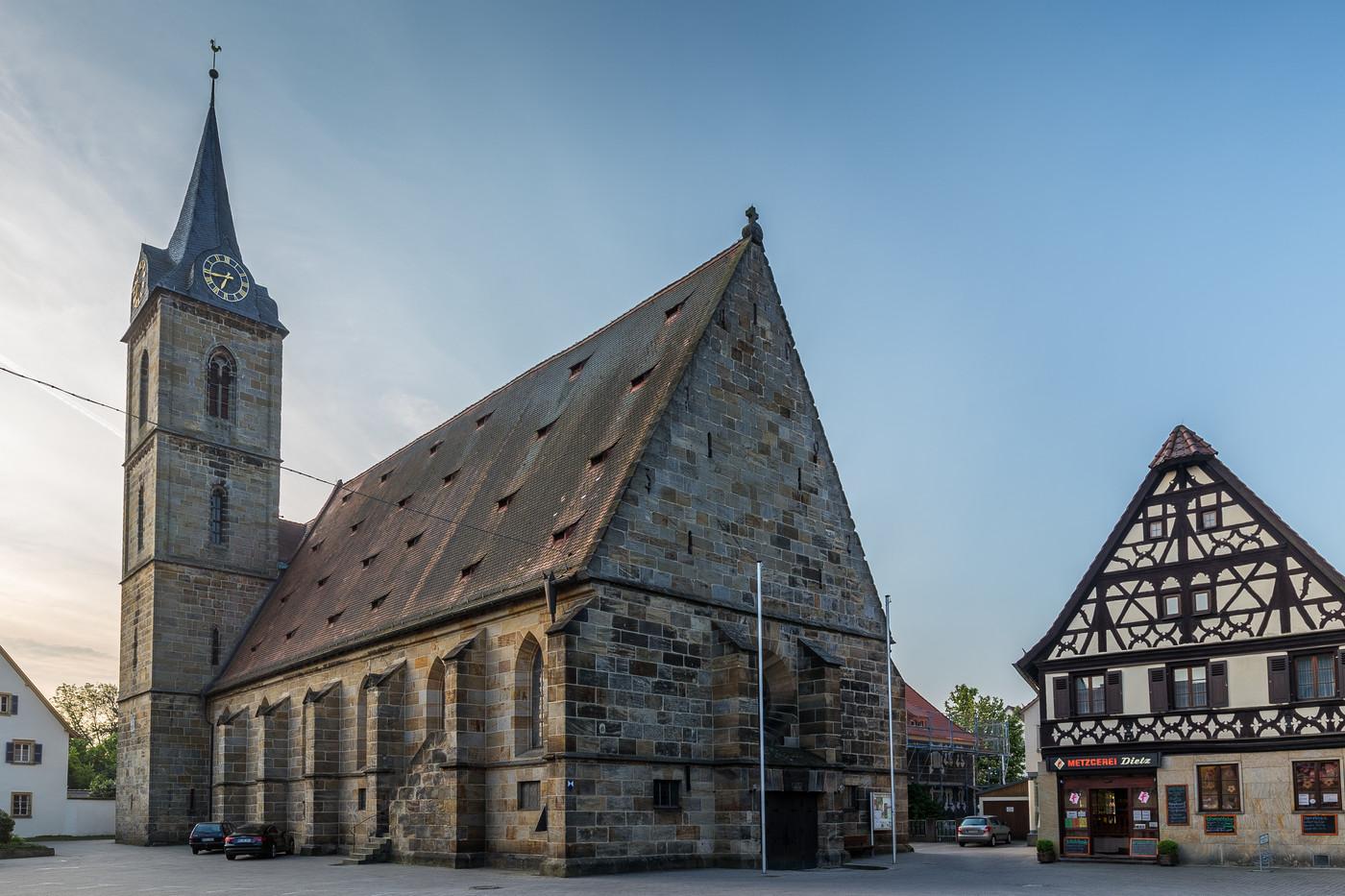 Pfarrkirche St. Kilian Hallstadt