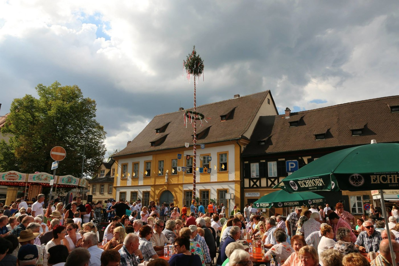 Kirchweih Hallstadt