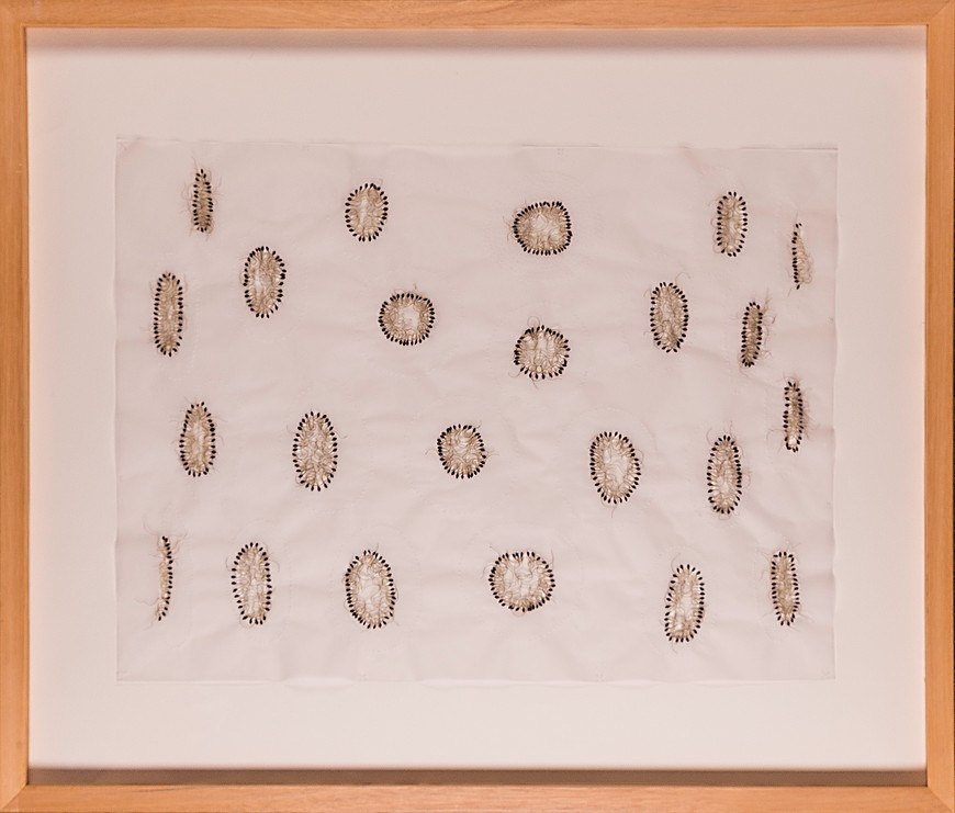 Vorschaubild des Kunstwerks 'Organische Formen VII' aus dem Verleih der Artothek Hallstadt.