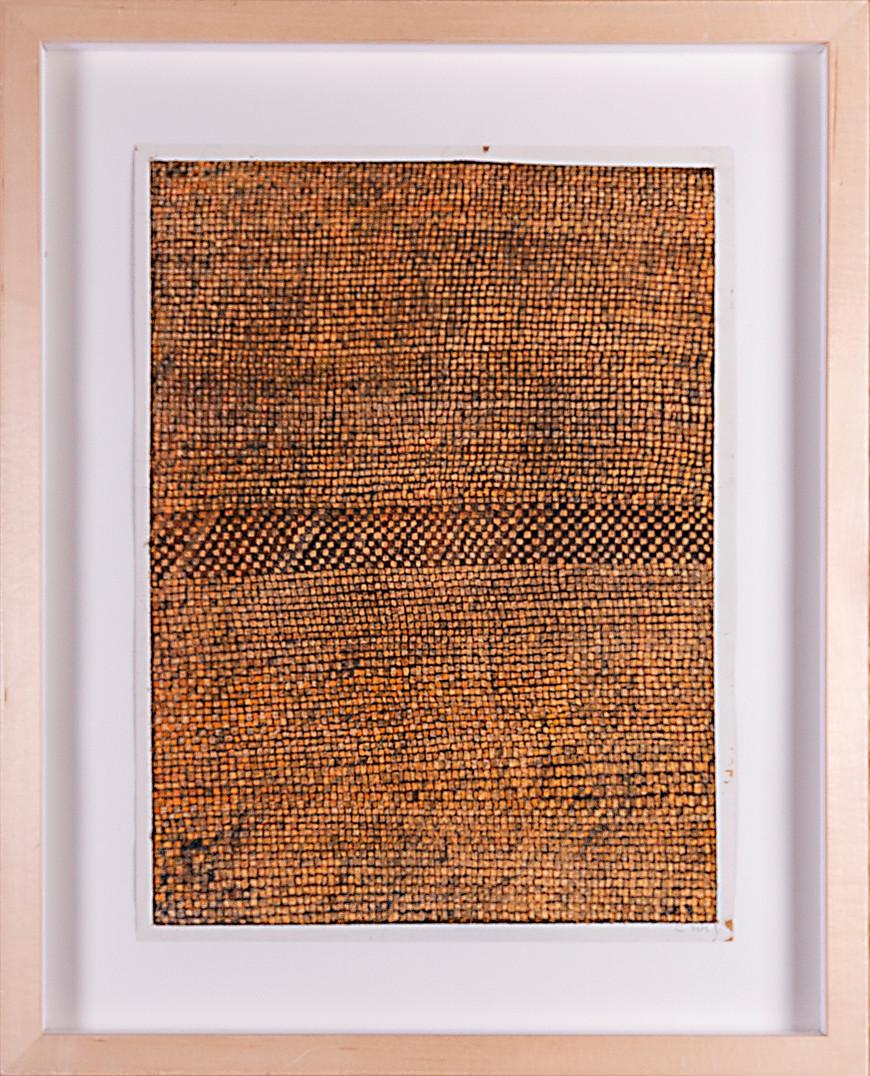 Vorschaubild des Kunstwerks 'Weber' aus dem Verleih der Artothek Hallstadt.