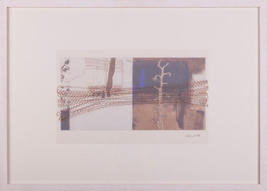 Vorschaubild des Kunstwerks 'Respekt, gegenseitig 1' aus dem Verleih der Artothek Hallstadt.