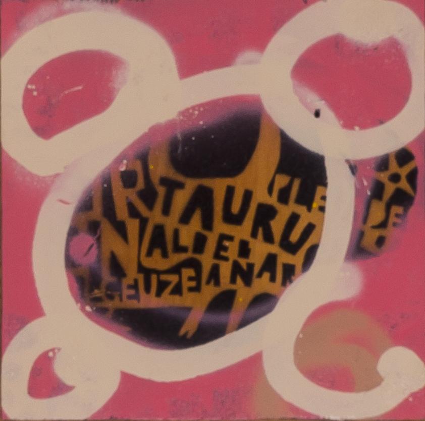 Vorschaubild des Kunstwerks 'Ohne Titel 2' aus dem Verleih der Artothek Hallstadt.