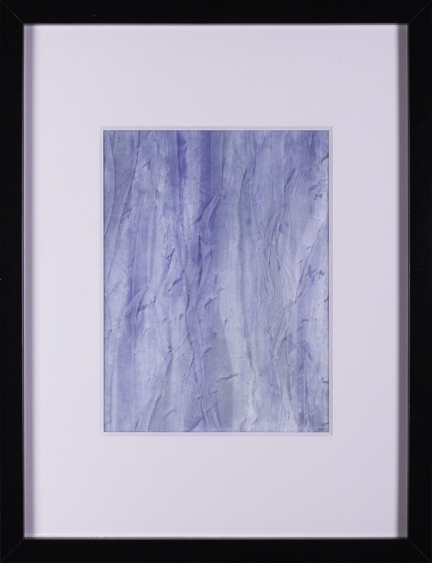 Vorschaubild des Kunstwerks 'Eiswelten 13' aus dem Verleih der Artothek Hallstadt.
