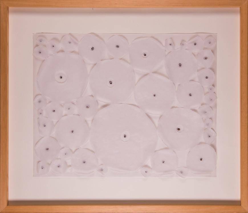 Vorschaubild des Kunstwerks 'Organische Formen V' aus dem Verleih der Artothek Hallstadt.