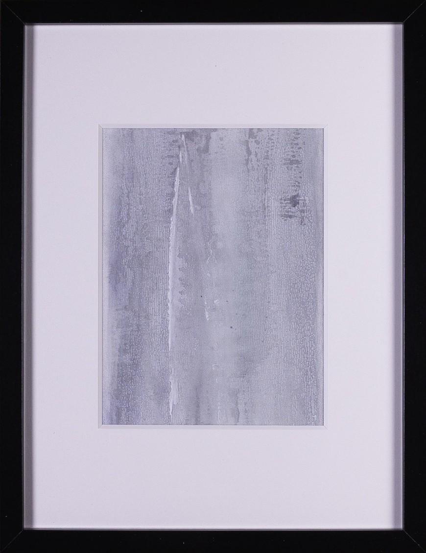 Vorschaubild des Kunstwerks 'Eiswelten 6' aus dem Verleih der Artothek Hallstadt.